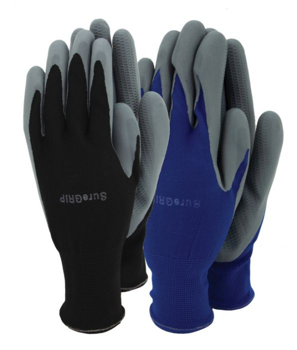 Town & Country Mens Suregrip Gloves Twin Pack