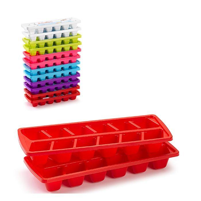 Plasticforte Ice Cube Trays Set of 2