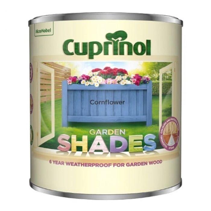 Cuprinol Garden Shades 1L Cornflower