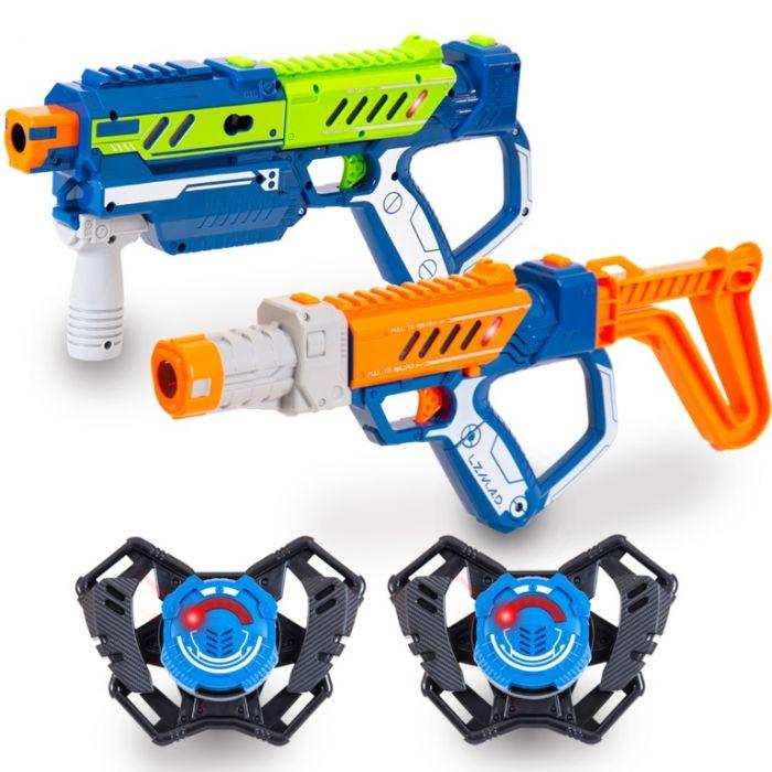 Lazer Mad Advance Battle Ops Set Blaster