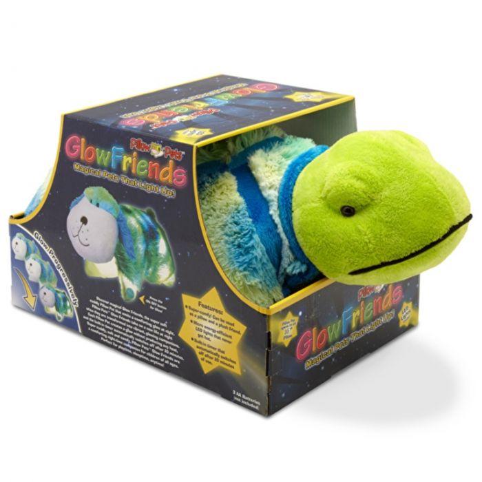 Pillow Pets Glow In Dark Turtle