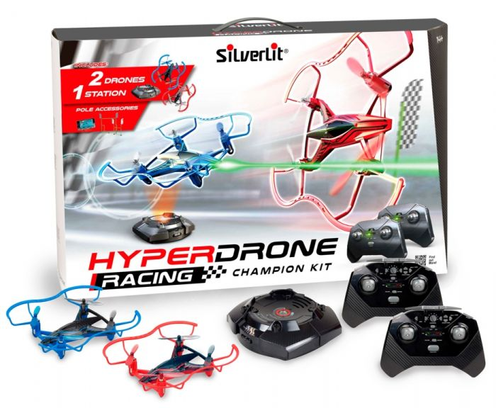 Silverlit Drone Racing Champion Kit
