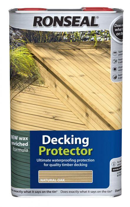 Ronseal Decking Protector 5L Natural