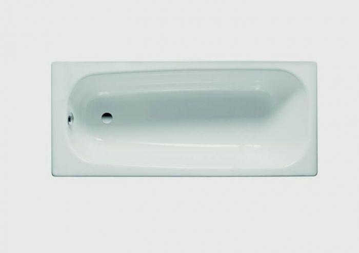 Fresssh Range Plain Steel Bath 700mm x 1700mm
