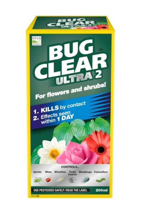 BugClear Concentrate (Non Neonicotinoid) 200ml