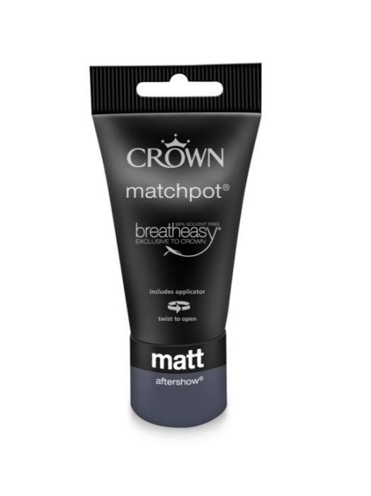 Crown Matt Emulsion 40ml Aftershow