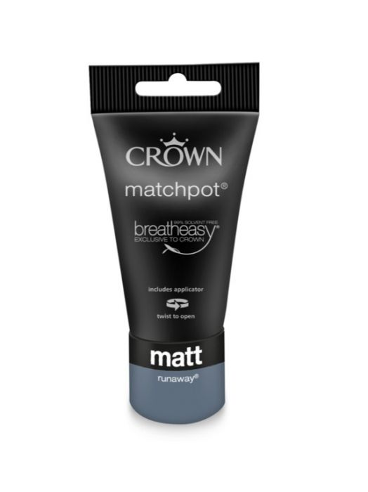 Crown Matt Emulsion 40ml Runaway