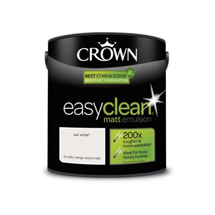 Crown Easyclean Matt Emulsion