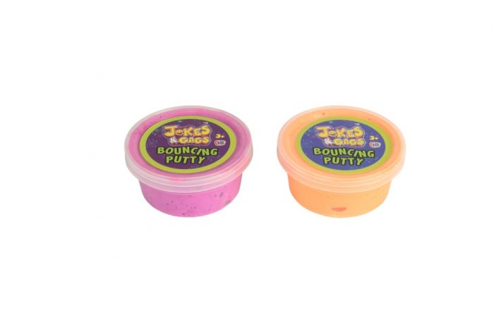 Jokes & Gags Bouncing Putty