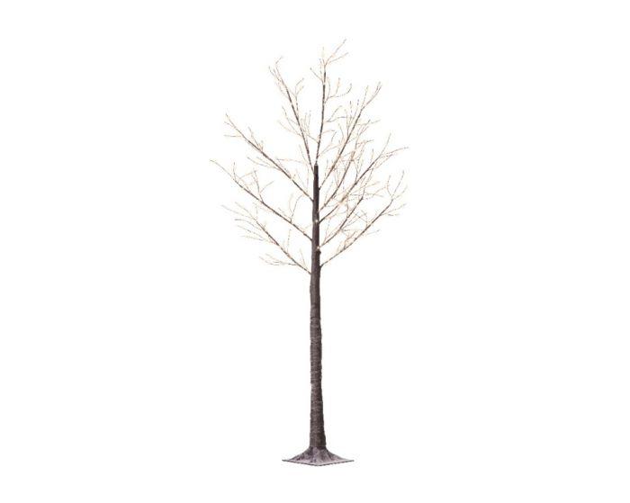 Micro Led Brown Tree Warm White