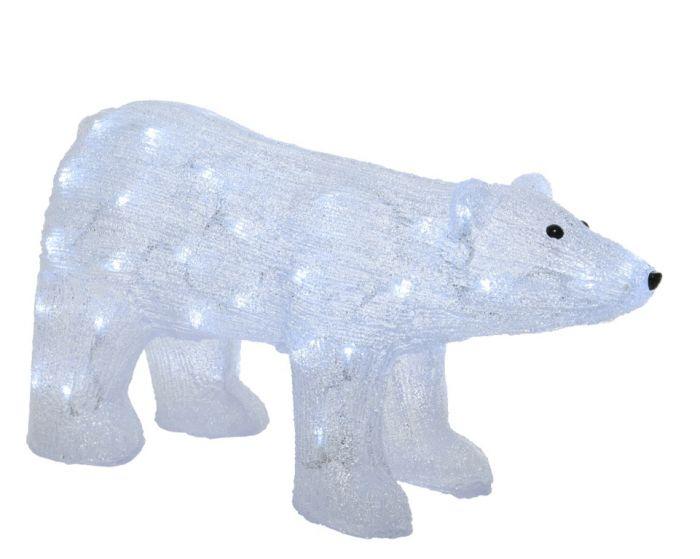 Led Acrylic Outdoor Bear