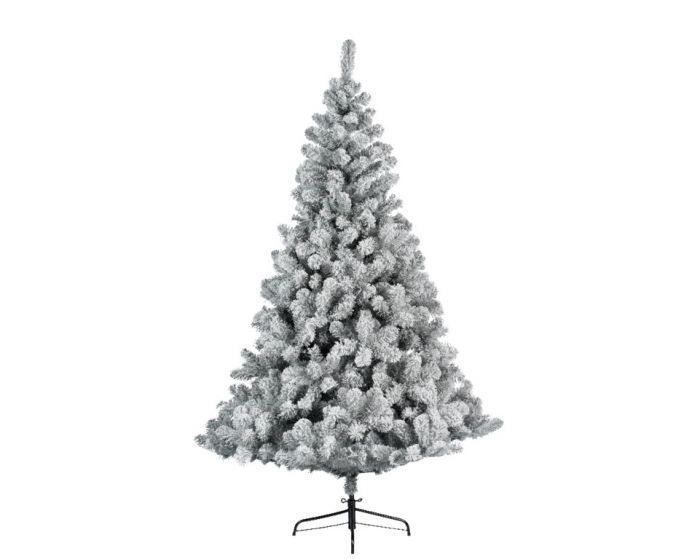 Frosted Imperial Grey Pine Tree