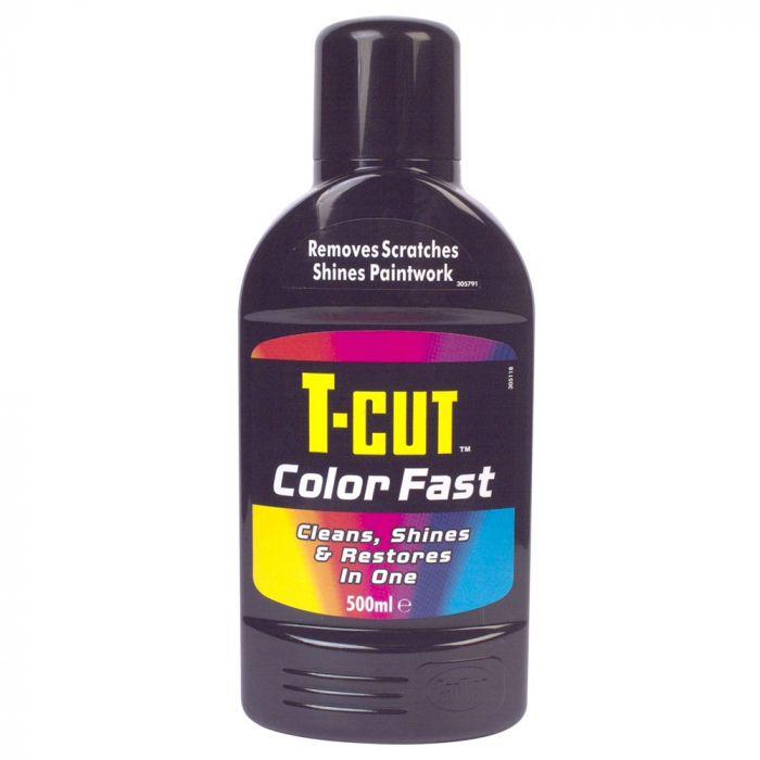 T-Cut Color Fast Black 500Ml