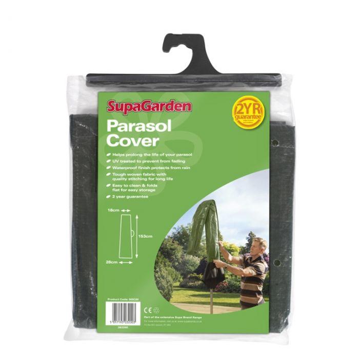 Supagarden Parasol Cover 153Cm X 18Cm X 28Cm