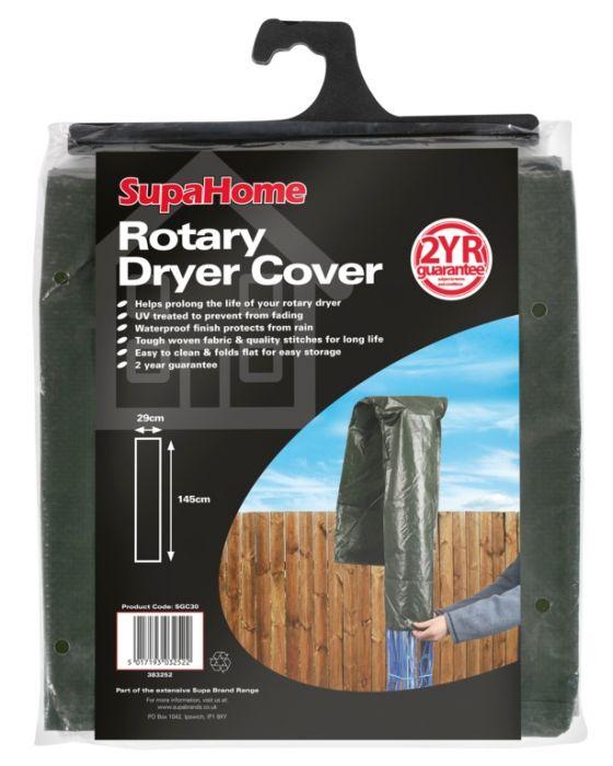 Supahome Rotary Dryer Cover 145Cm X 29Cm