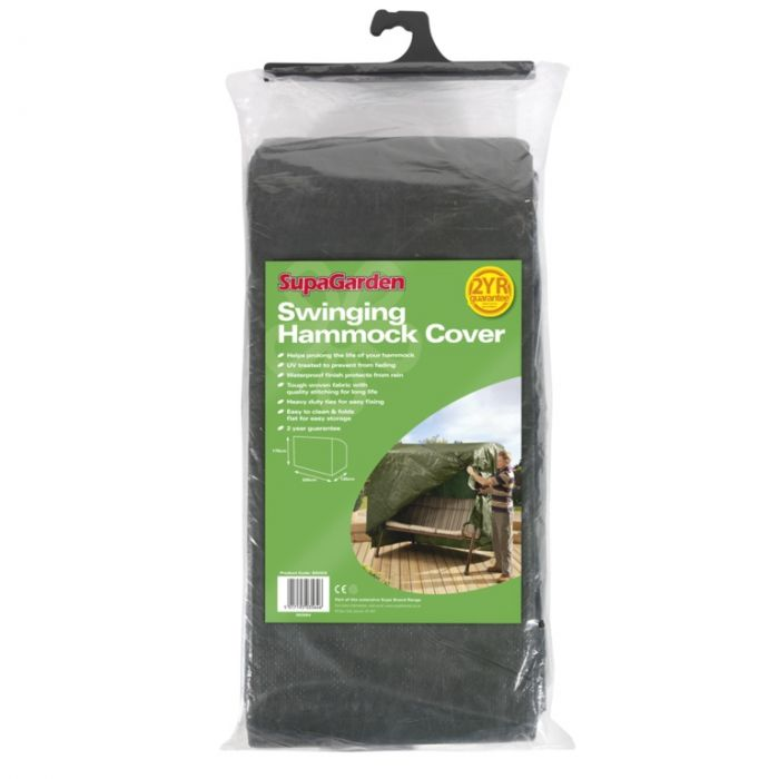 Supagarden Swinging Hammock Cover 170Cm X 220Cm 125Cm