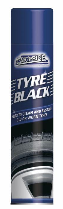 Car Pride Tyre Black 300Ml