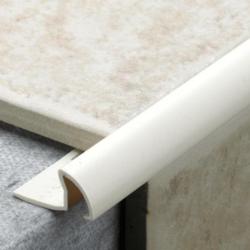 Tile Rite Tile Edging Standard 2.4M X 7Mm Soft Peach