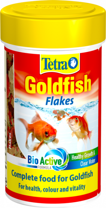 Tetra Goldfish Flakes 100Ml (20G)