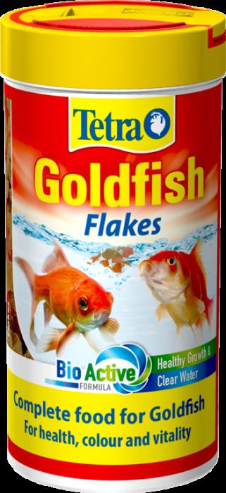 Tetra Goldfish Flakes 250Ml (52G)