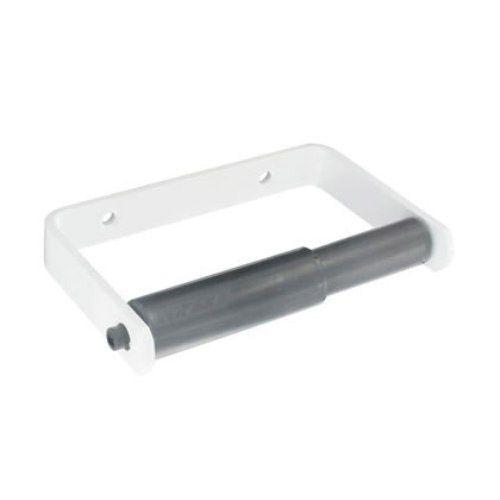 Securit White Toilet Roll Holder 135Mm