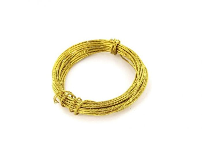 Securit Picture Wire Brass 3.5M