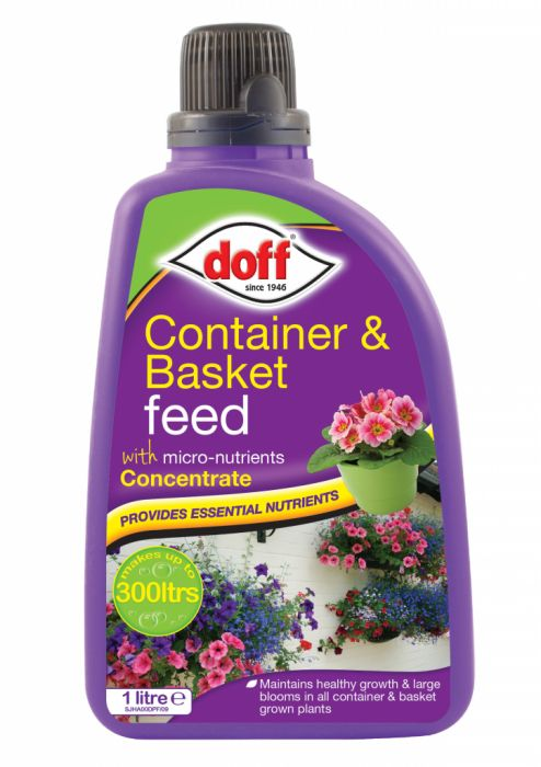 Doff Container & Basket Feed 1L