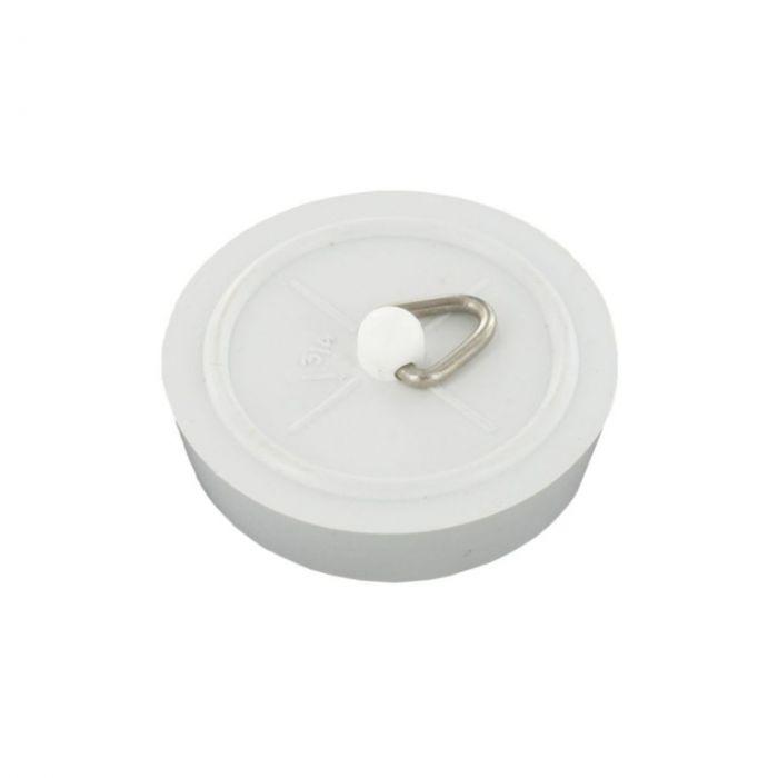 Securit Bath Plug White 46Mm