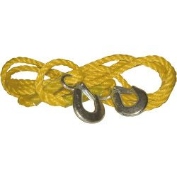 Streetwize Tow Rope - Yellow 1.5 Tonne