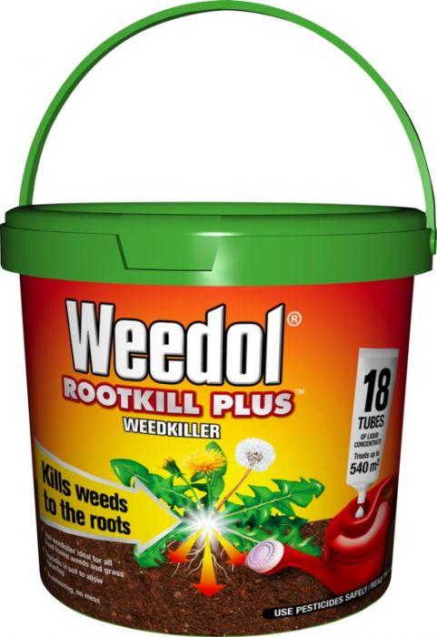 Weedol Rootkill Plus Liquidose 18 Sachets