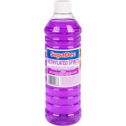 Supadec Methylated Spirit 750Ml