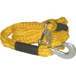 Streetwize Tow Rope - Yellow 3 Tonne