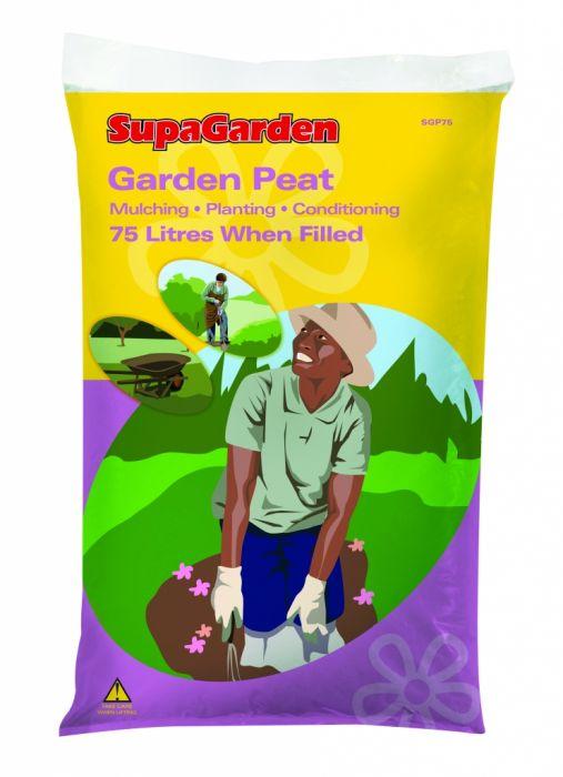 Supagarden Garden Peat 75L