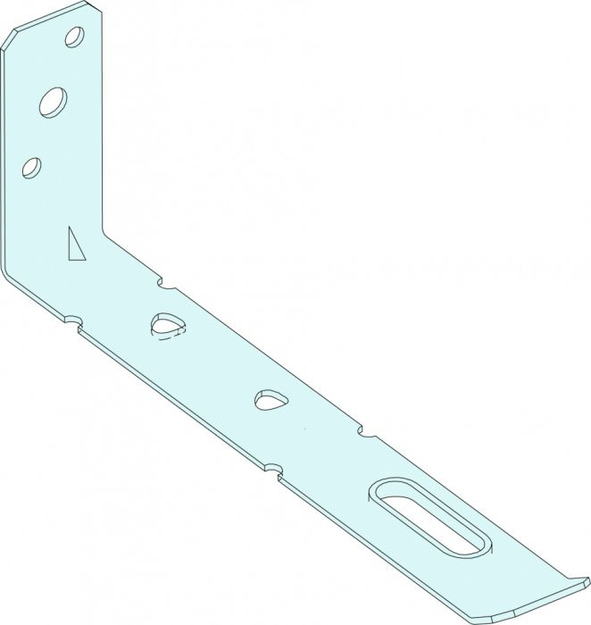 Simpson Strong Tie Frame Tie 150Mm
