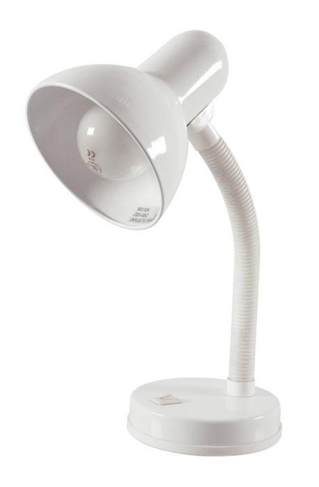 Lloytron Flexi Desk Lamp White