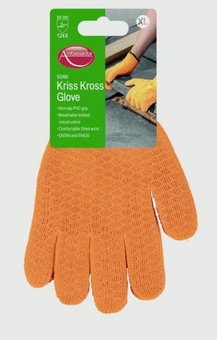 Ambassador Kriss Kross Glove