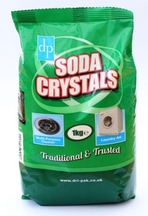 Dri Pak Soda Crystals 1Kg
