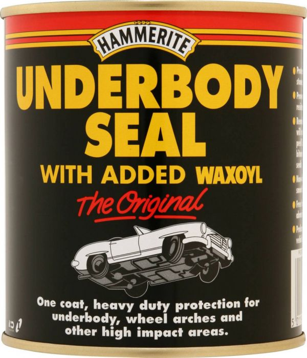 Hammerite Underbody Seal With Waxoyl 500Ml