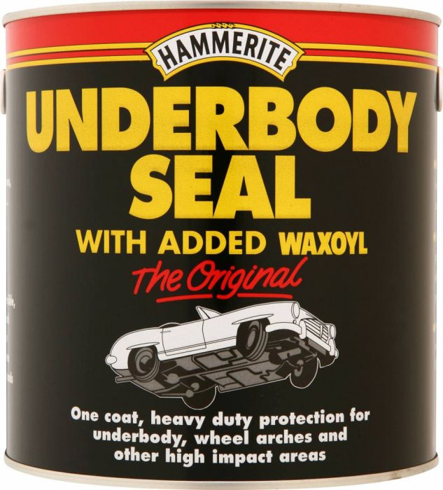 Hammerite Underbody Seal With Waxoyl 2.5L