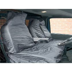 Streetwize Van Seat Cover Set Grey