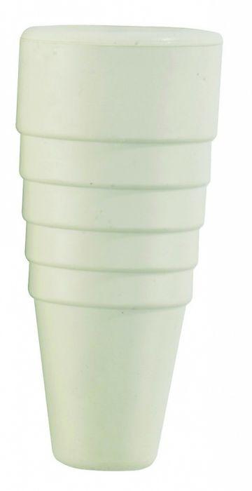 Croydex Tap Swirlits - Cream 1/2 Spout Rubanek