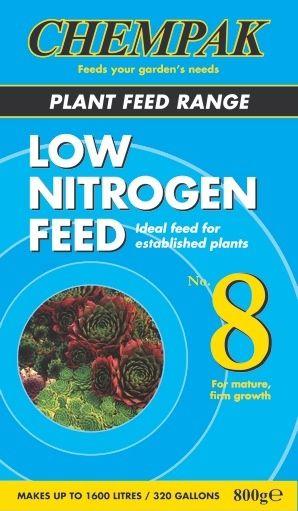 Chempak Liquid Fertilizer No.8 800G