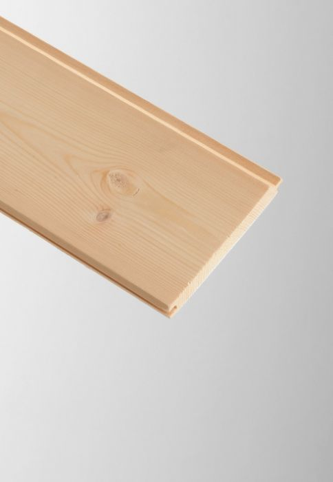 Cheshire Mouldings Redwood Pine Cladding Boards 8.5Mm X 95Mm X 2.4M