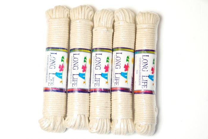 Everlasto Longlife Cotton Clothes Line 15M