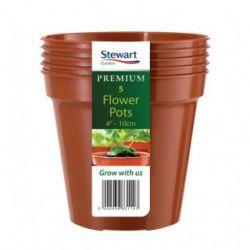 Stewart Flower Pot Pack Of 5 5