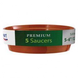 Stewart Flower Pot Saucer Pack Of 5 5-6
