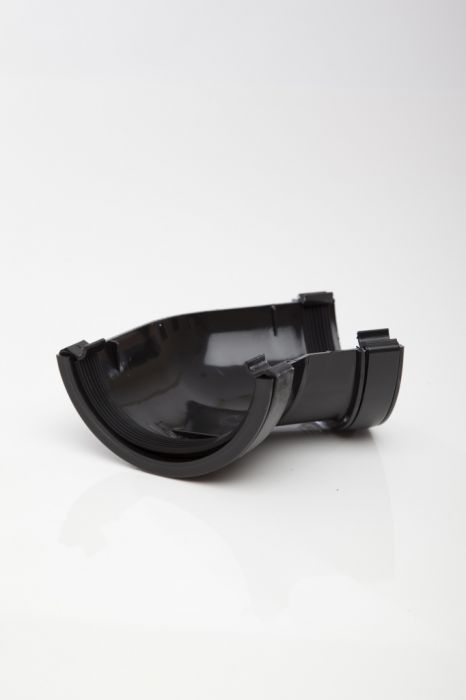 Polypipe 135 Degrees Angle 112Mm Black