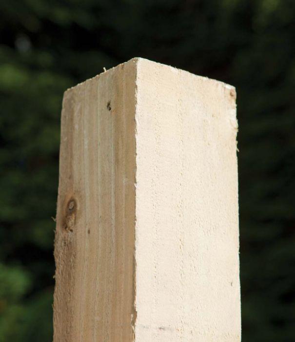 Pressure Treated Fence Post 75Mm X 75Mm X 1.8M