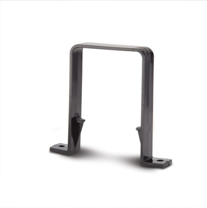 Polypipe Pipe Bracket Black