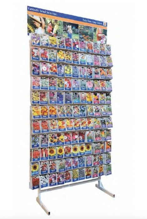 De Ree Uk Flower Seed Collection Assorted
